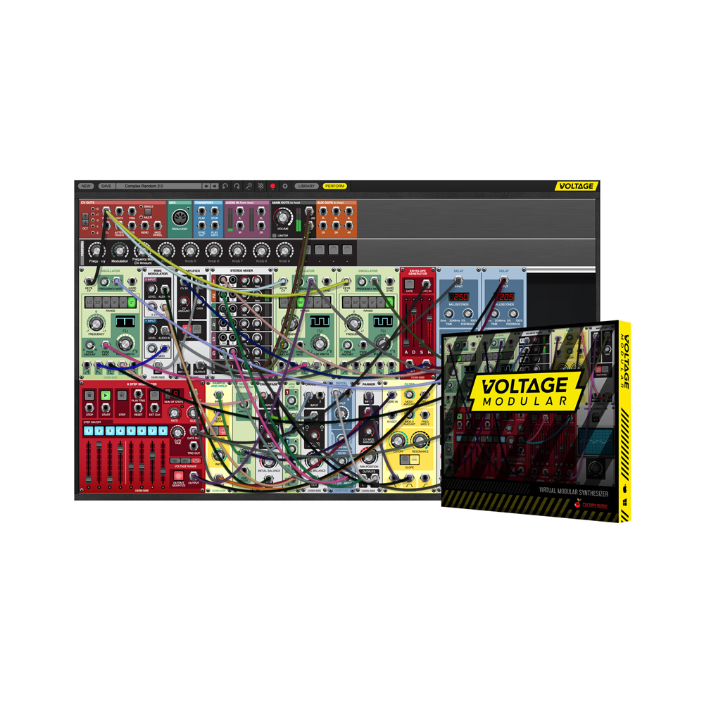 Cherry Audio - Voltage Modular Core (Upgrade)