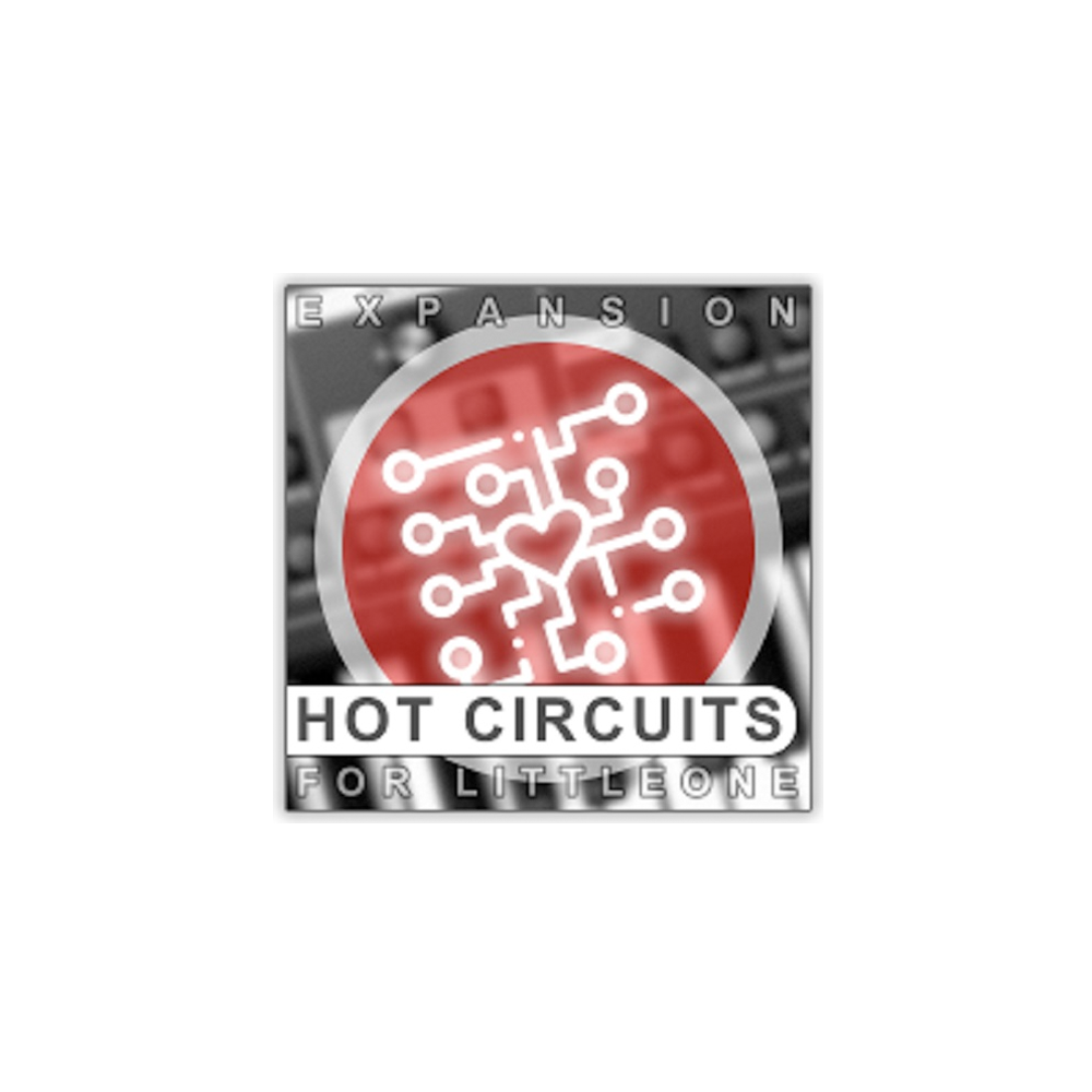 Xhun Audio - Hot Circuits (Expansion for LIttleOne)