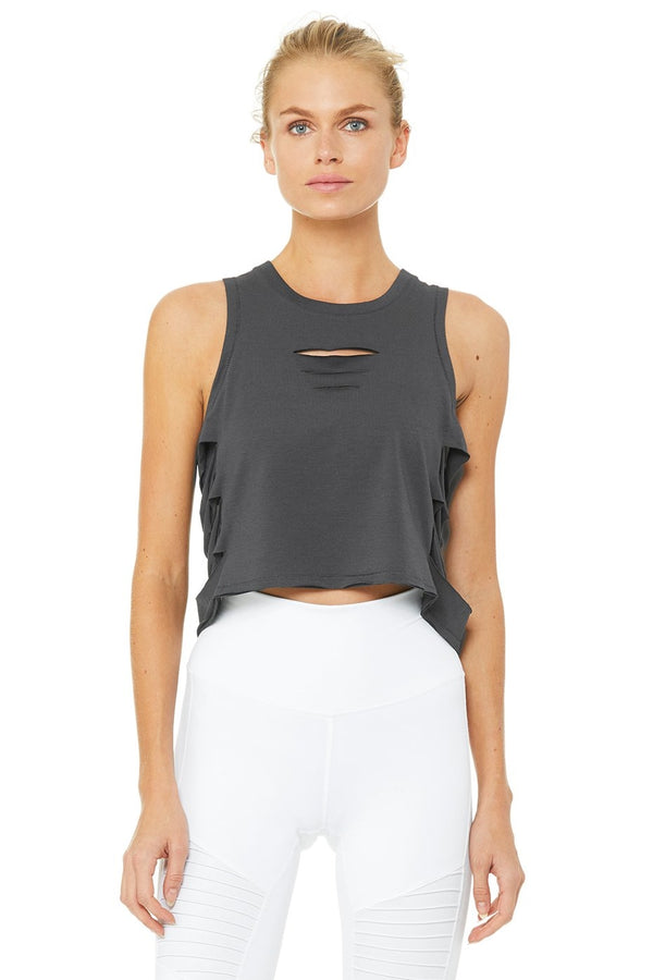 Топ Cut It Out Crop Top