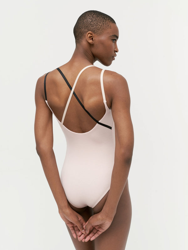 Боди Lila Rib Leotard