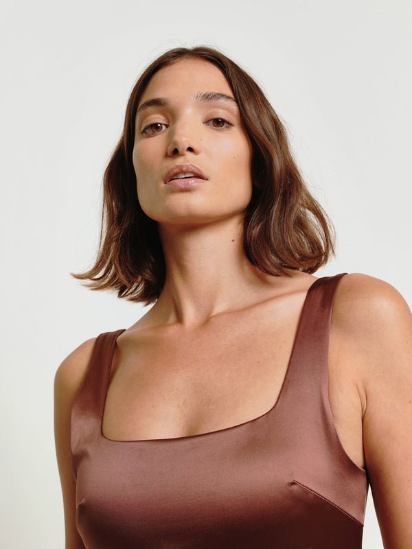 Топ Jo Square Neck Bra