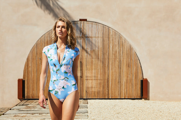 The Swimwear Brand that Inspired La Beach