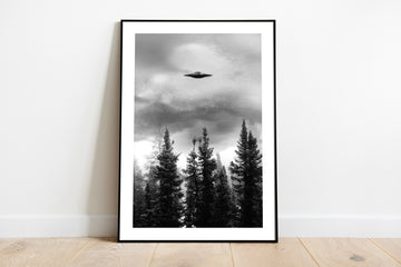 Real UFO Poster