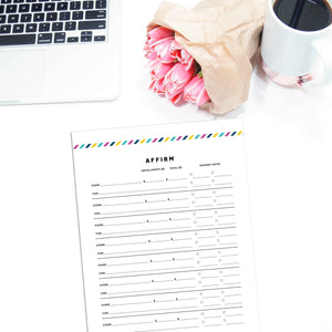 Affirm Purchase Tracker | Signature Stripe