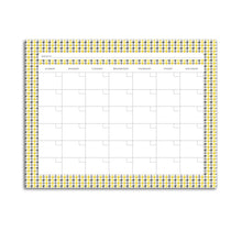 Load image into Gallery viewer, January 2021 Undated Limited Edition Planner | Houndstooth