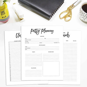 Room Parent Planner | City