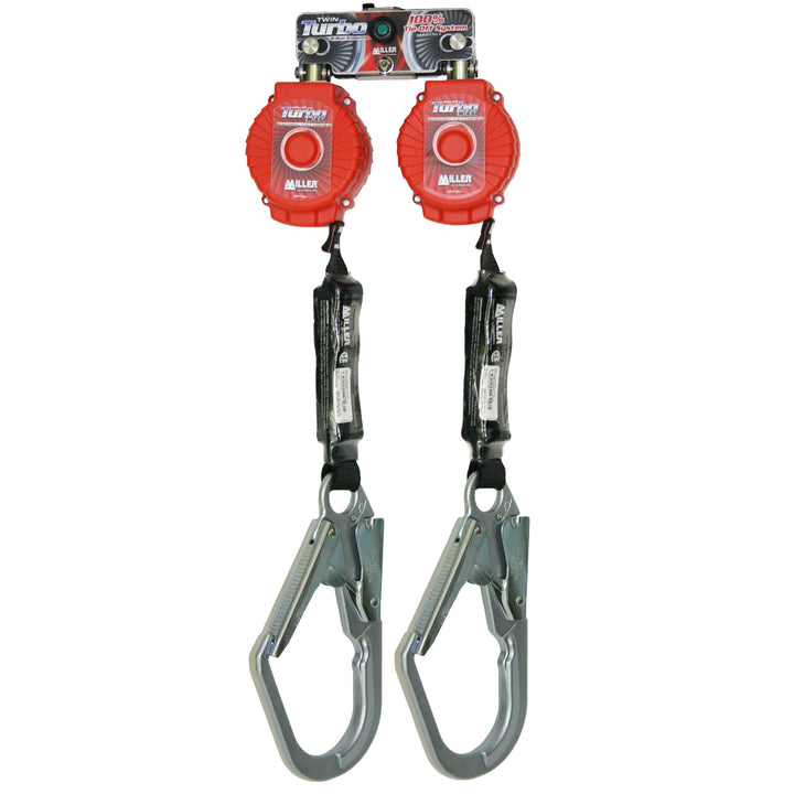 Miller Twin Turbo 6-Foot Fall Protection System