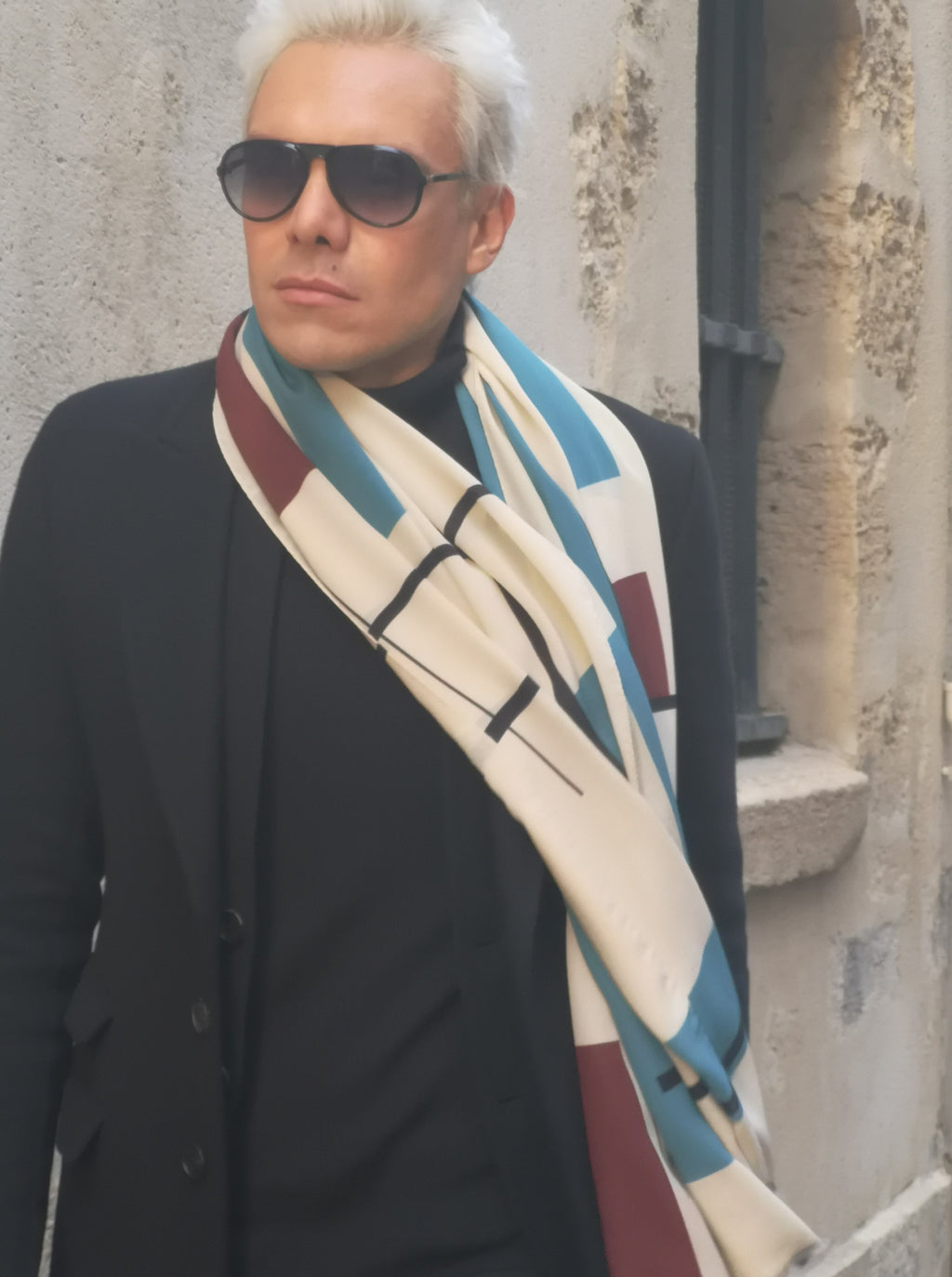Scarf Paris