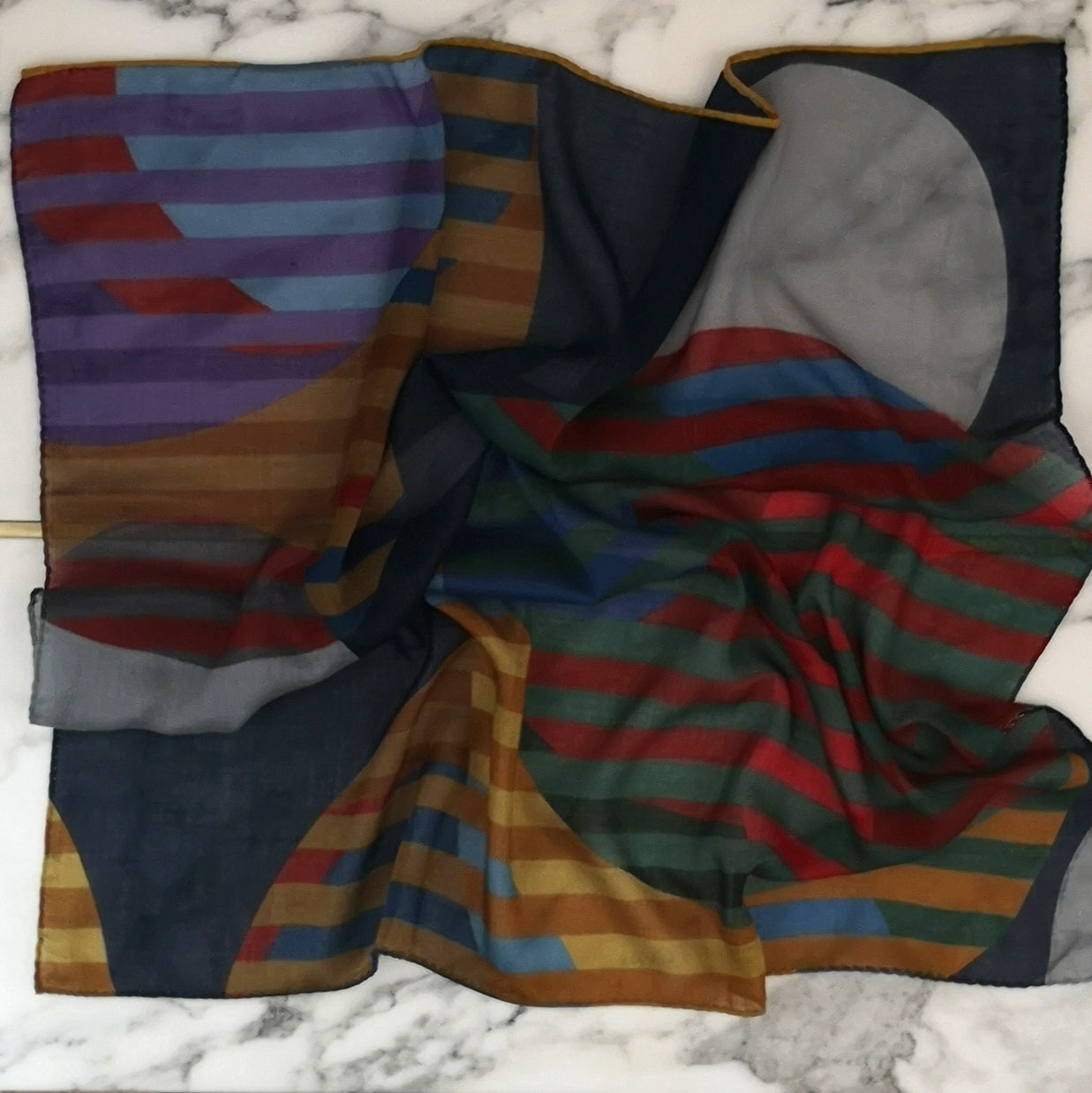 luxury foulard made-in-italy