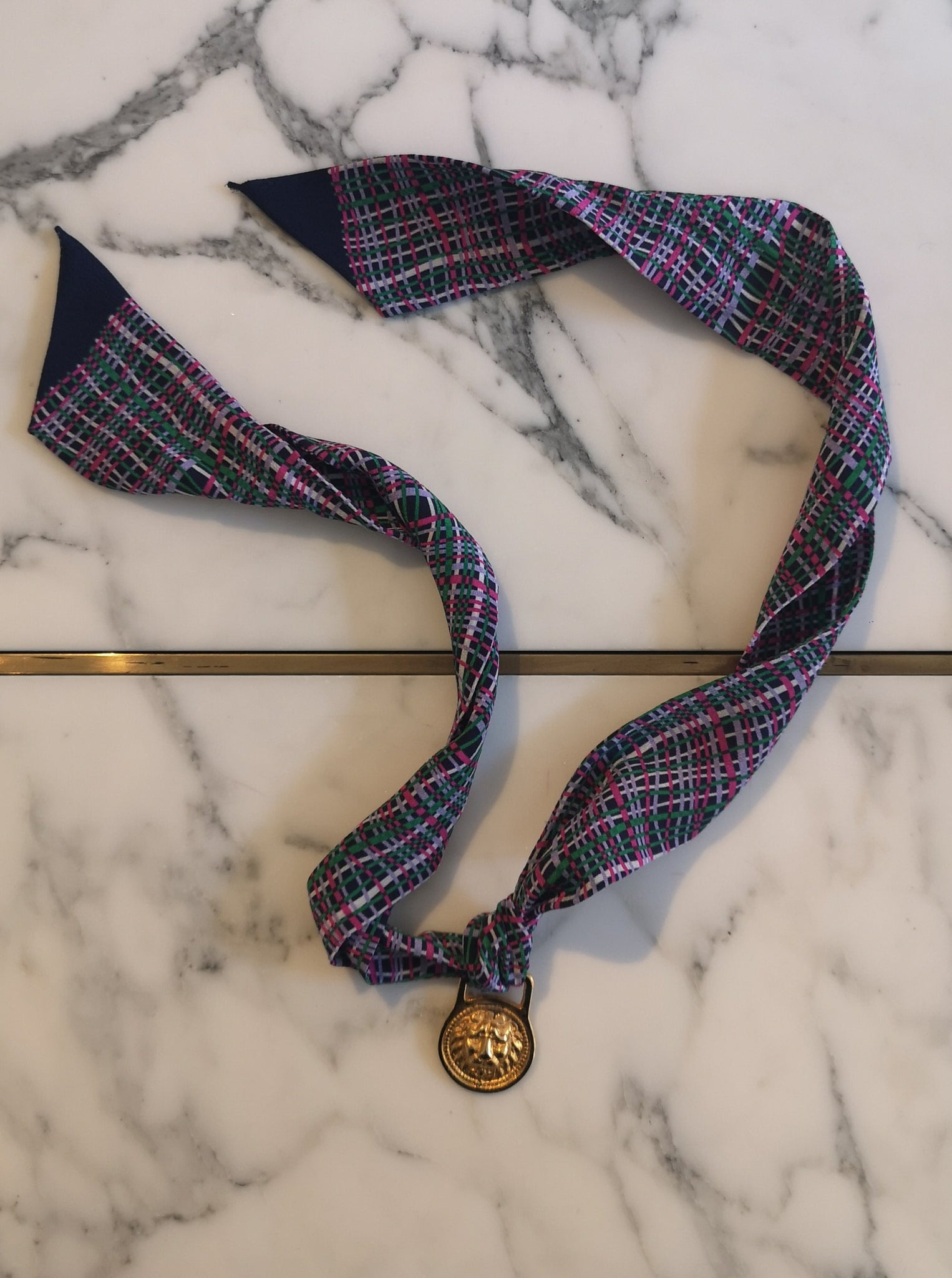 made in Paris jewelry up-cycling sustainable pure silk