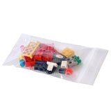 "Small Reclosable Poly Bags - 2""-5"" widths (case/1000)"