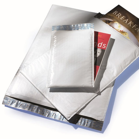 Bubble-Lined Poly Mailers - SOLD BY CASE