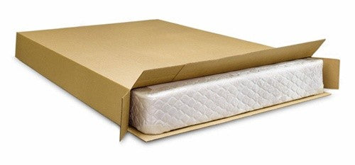 Twin Mattress Box - 39 x 7 x 75