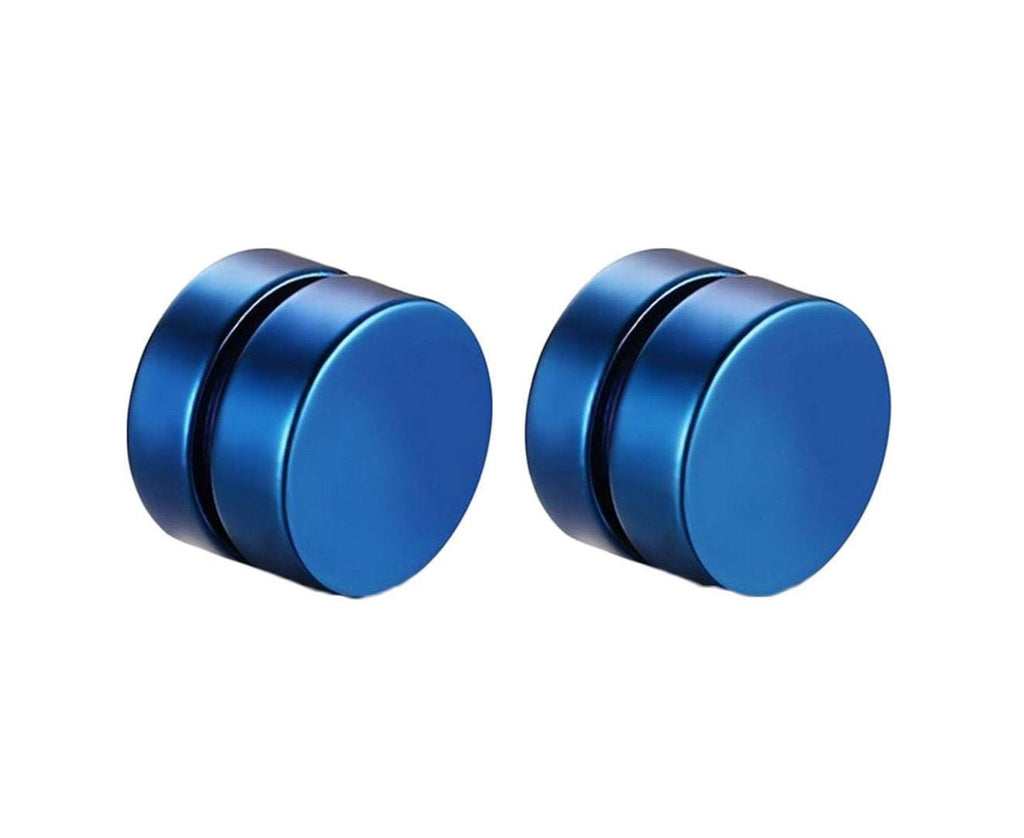 Stainless Steel Magnetic Mens Earrings