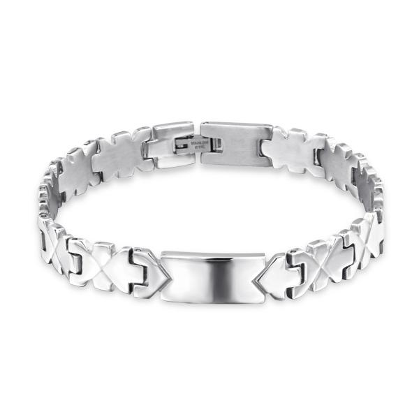 22 CM Stainless Steel Men's Bracelet