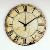 Roman Number Silent Wall clock