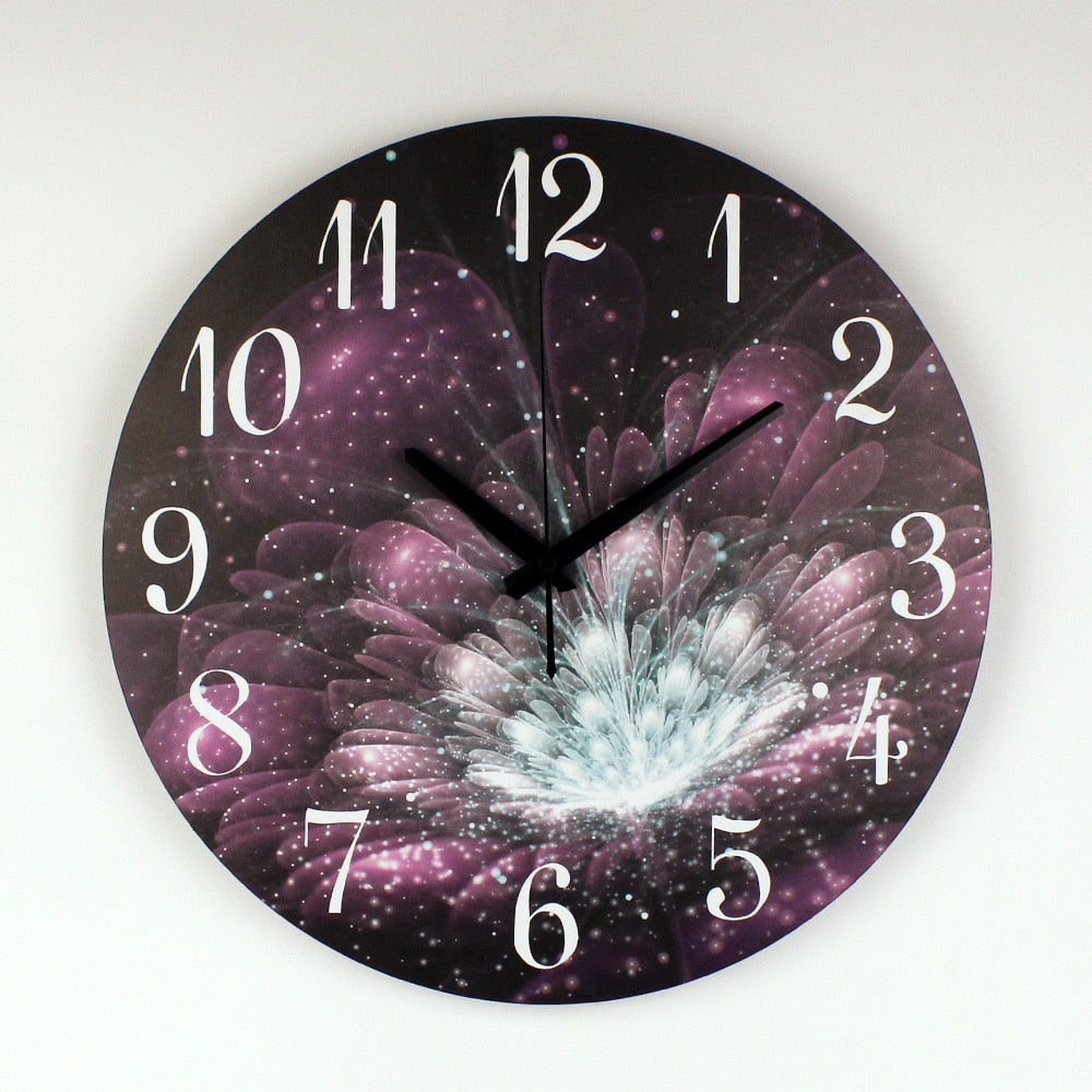 Creative Silent wall clock
