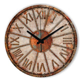Abstract  Silent Decorative Wall Clock