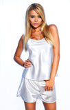 Womens Luxury  Satin Sleepwear Set