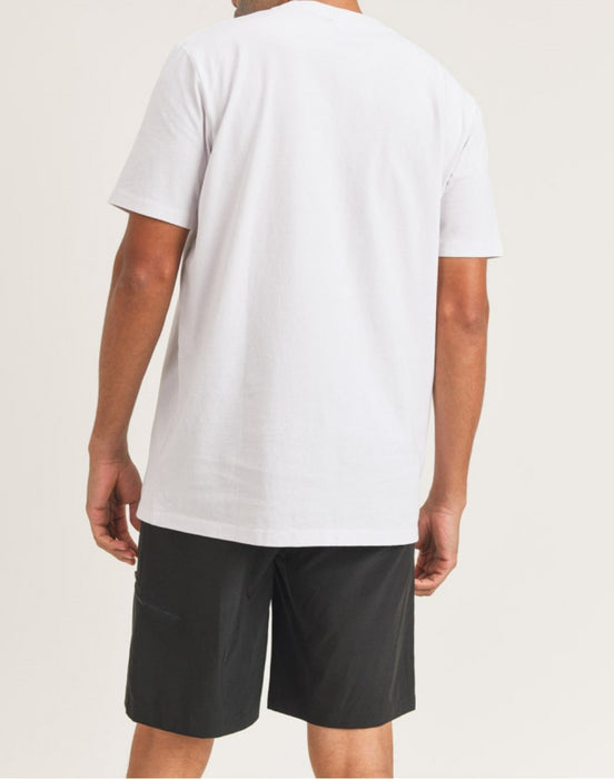 Coast T-Shirt - Natural