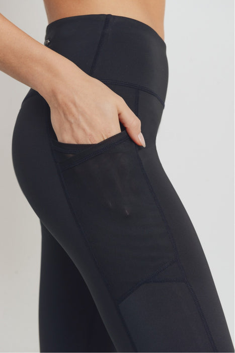 Elevation Performance Leggings - Black