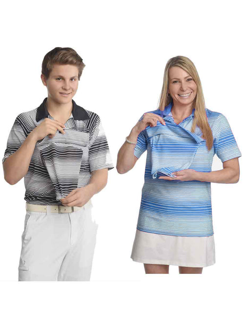 "The New ""ON-COURSE"" Golf Swing Shirt"