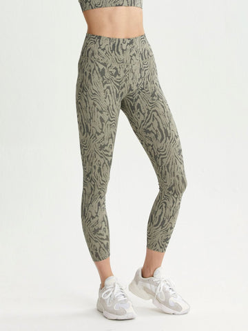 Varley Luna Legging Distorted Grain 1 Of 4