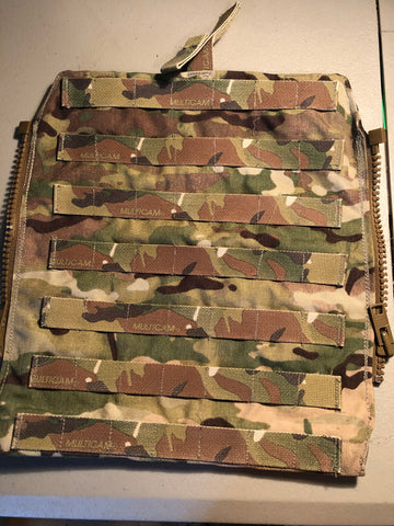Vest Zip On Molle Accessory