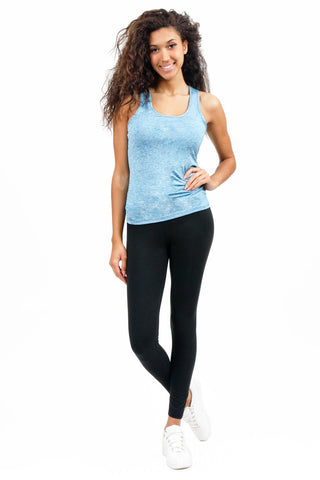 Tops: Solid Tank Top BCT-315