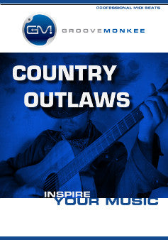 New! Country Outlaw Beats!