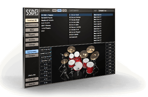 Free MIDI Loops for Steven Slate Drums 5