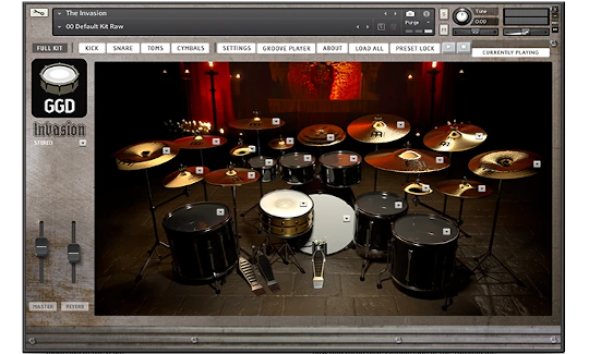 GetGood Drums Support and MIDI Installation