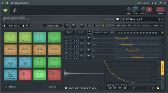 Adding loops to FL Studio FPC