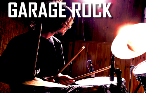 New! Garage Rock Revival!