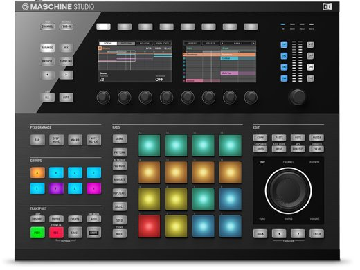 Free MIDI Loops for Maschine