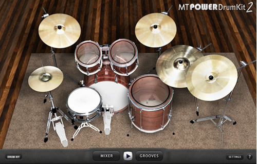 Free MIDI Loops for MT Power Drums