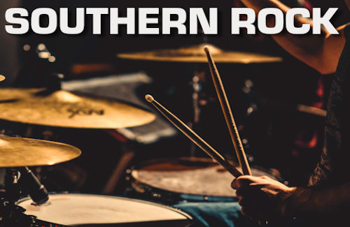 New! Southern Rock MIDI Drum Loops!