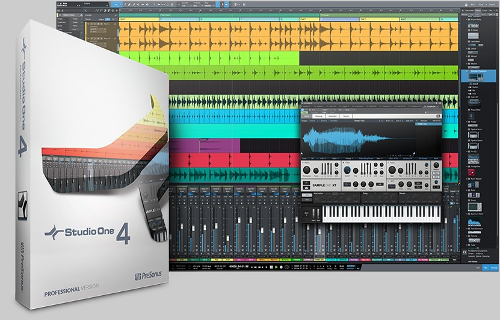 MIDI Drum Loops and Studio One 4