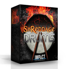 Shreddage Drums