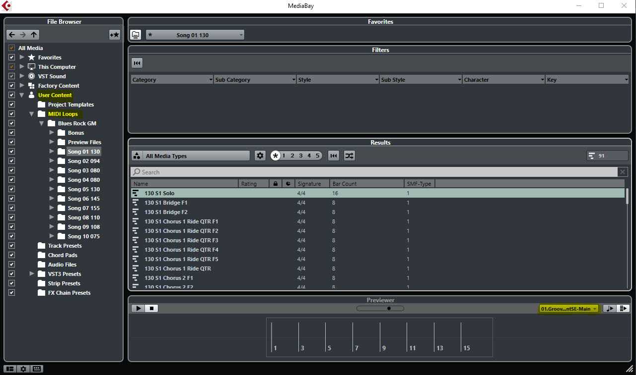 How to Install MIDI Loops in Cubase – Groove Monkee