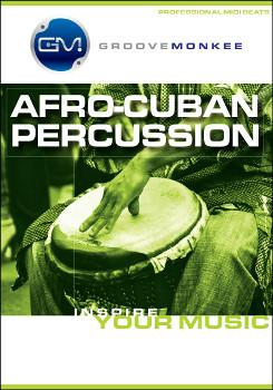 Afro-Cuban MIDI Percussion (Battery 3)