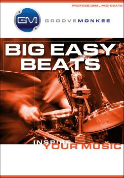 Groove Monkee Big Easy MIDI Beats