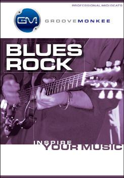 Blues Rock MIDI Drum Loops