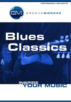 Groove Monkee Blues Classics MIDI Loops