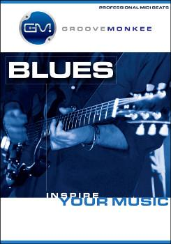 Groove Monkee Blues MIDI Drum Loops