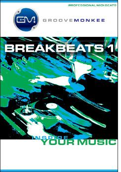 Groove Monkee Breakbeat MIDI Drum Loops