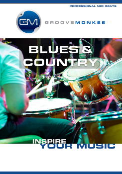 Combo 3 - Blues and Country