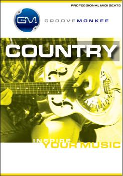 Country MIDI Drum Loops