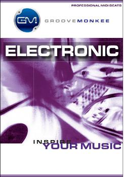 Electronic MIDI Drum Loops