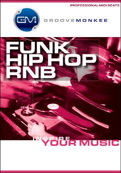 Funk Hip Hop R&B MIDI Drum Loops